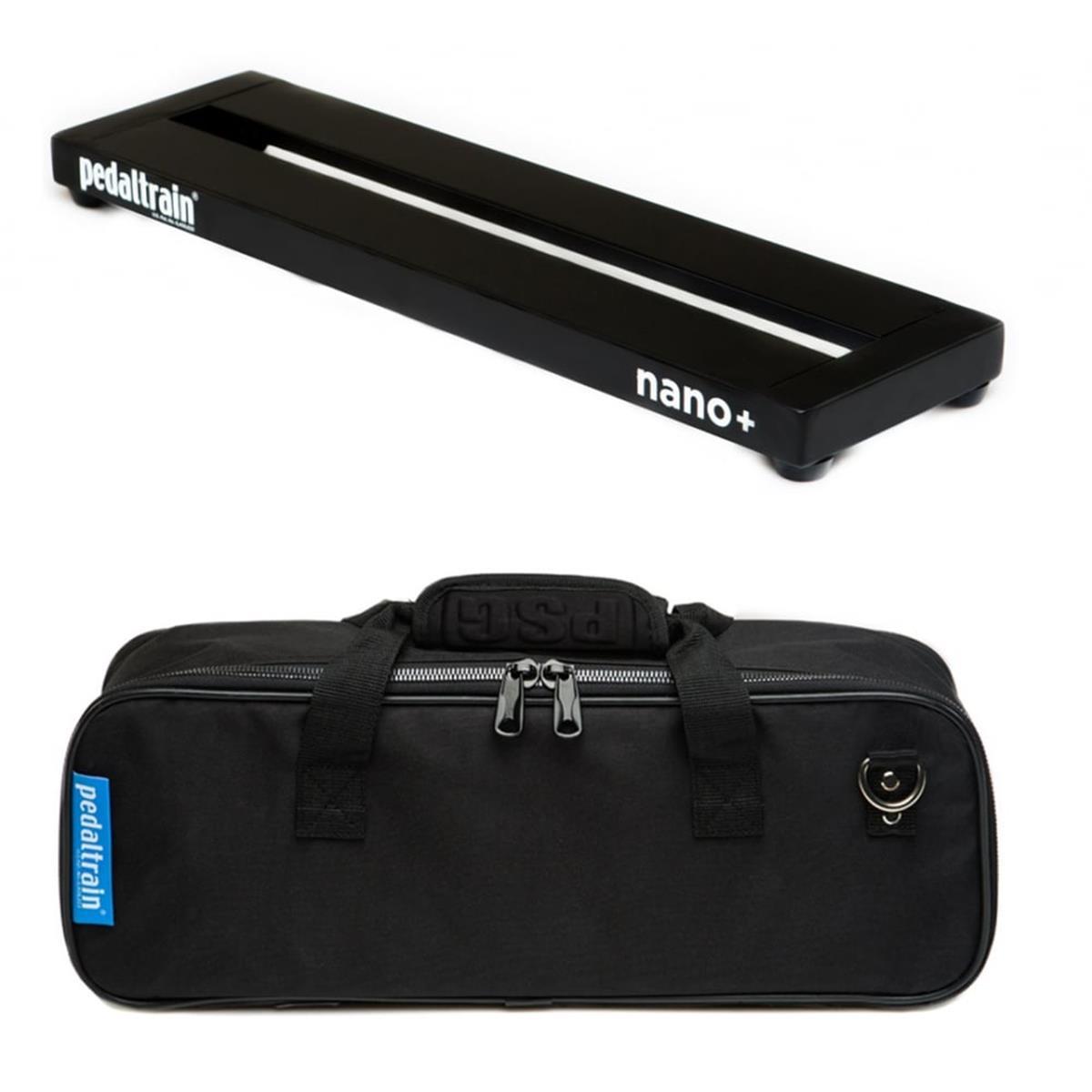 PEDALTRAIN NANO + PLUS PEDALBOARD SOFT CASE  pedal board