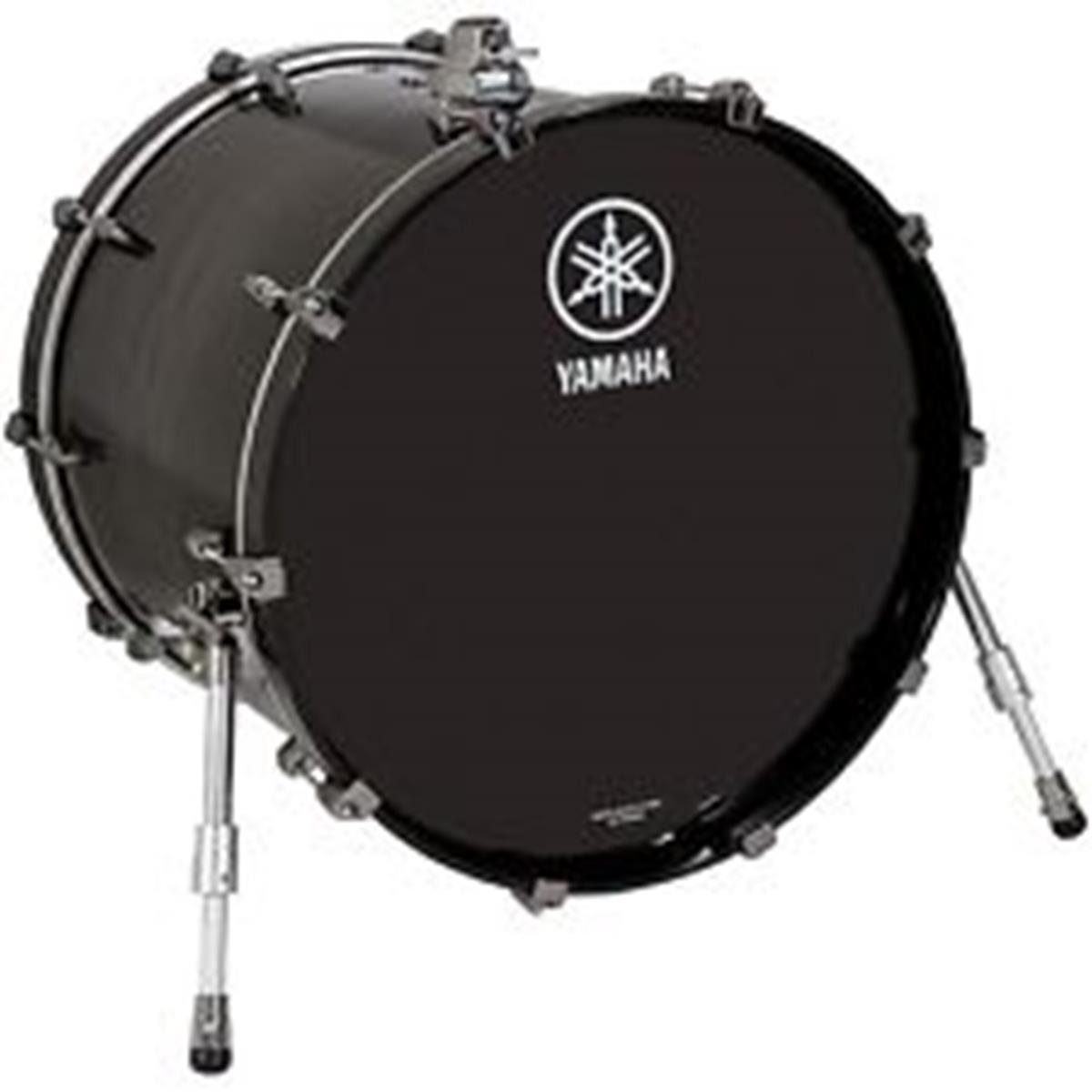 YAMAHA LNB2016BWS - BASS DRUM LIVE CUSTOM BLACK SHADOW SB