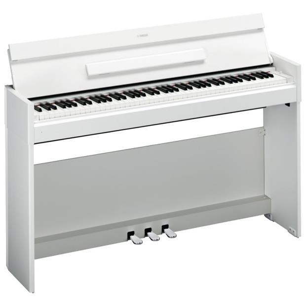 YAMAHA YDP S52 WH - ARIUS - DIGITAL PIANO WHITE