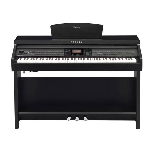 YAMAHA CVP 701 B - CLAVINOVA - DIGITAL PIANO BLACK