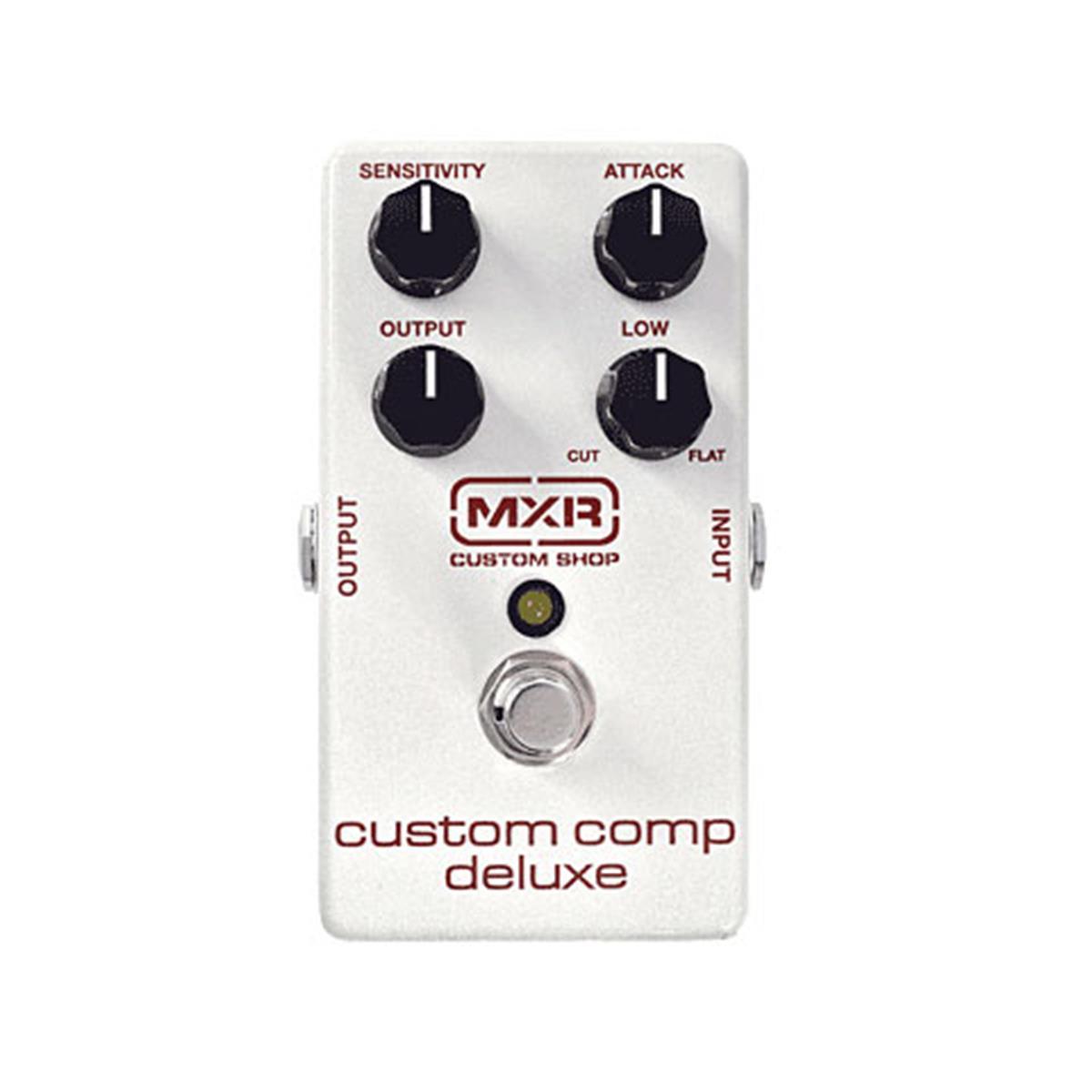 MXR CSP 204 CUSTOM COMP DELUXE 4 KNOBS