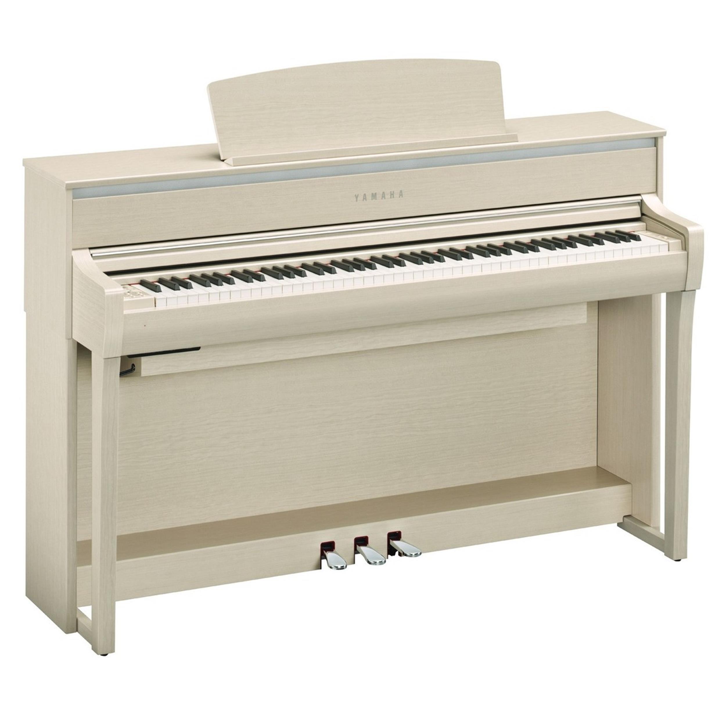 YAMAHA CLP675WAIT - CLAVINOVA - DIGITAL PIANO OM IT