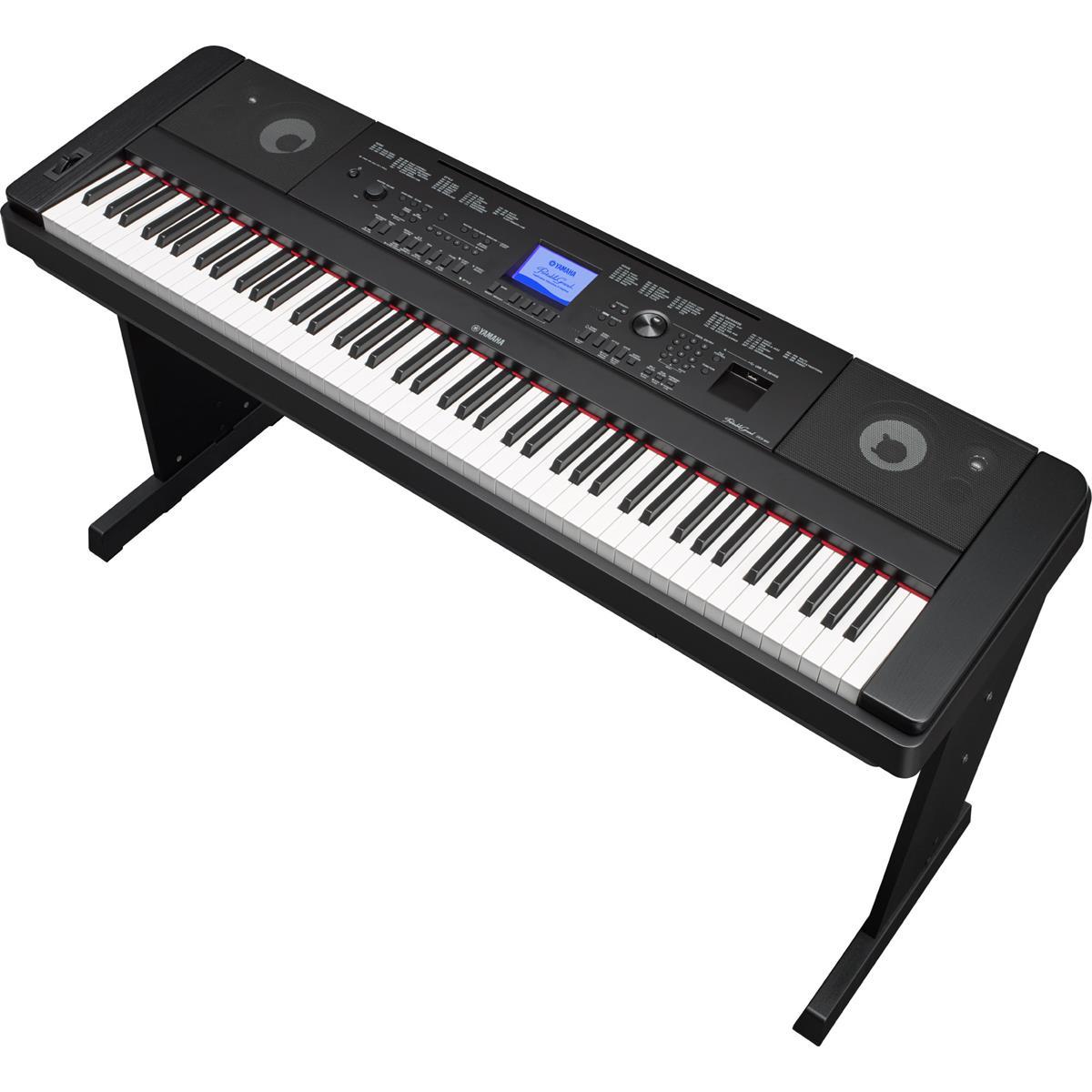 YAMAHA NDGX660B - DIGITAL PIANO OM IT