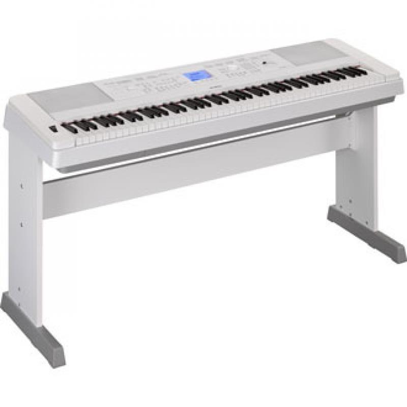 YAMAHA DGX660WH - DIGITAL PIANO OM IT