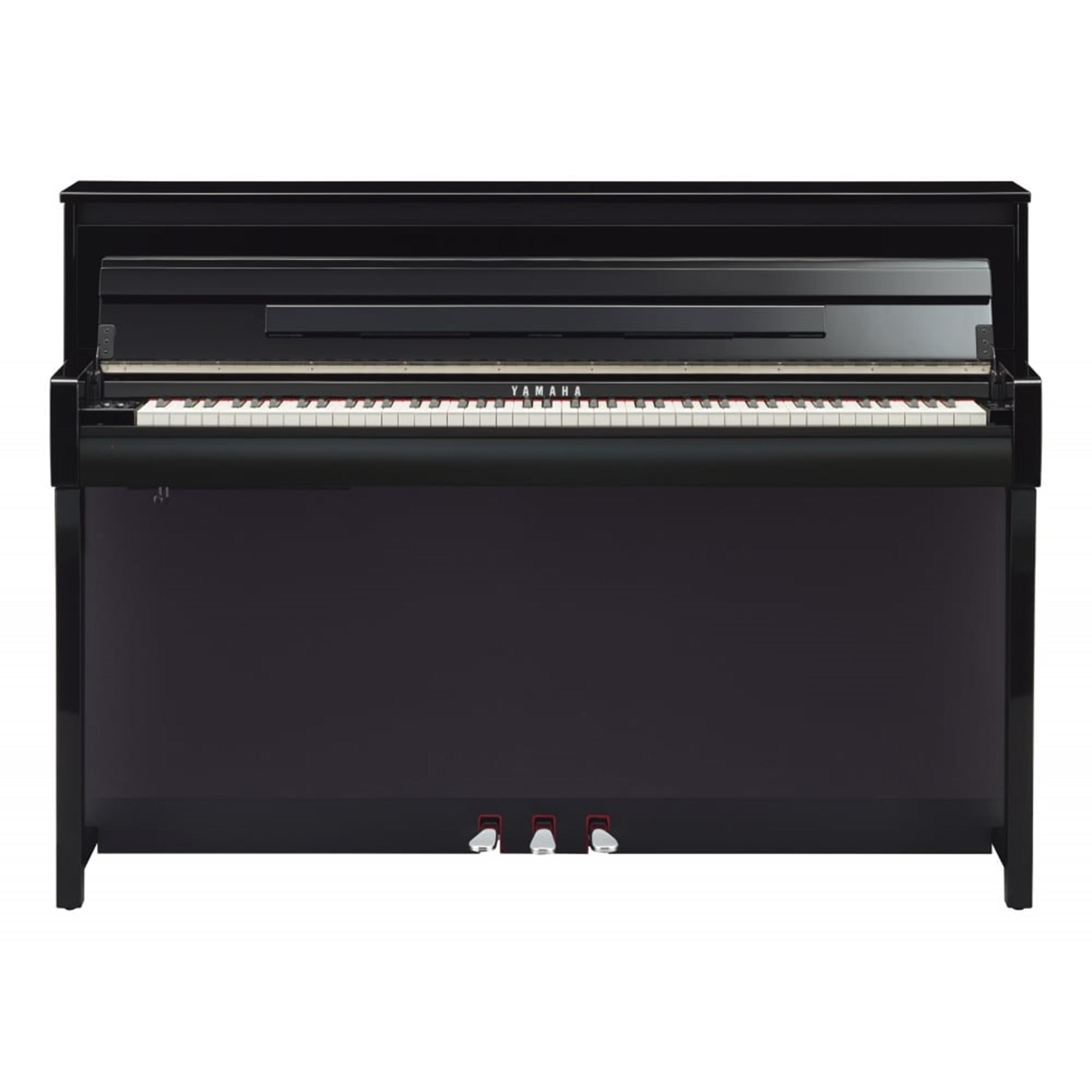 YAMAHA CLP685PE - CLAVINOVA - DIGITAL PIANO POLISHED BLACK - Tastiere Pianoforti Digitali