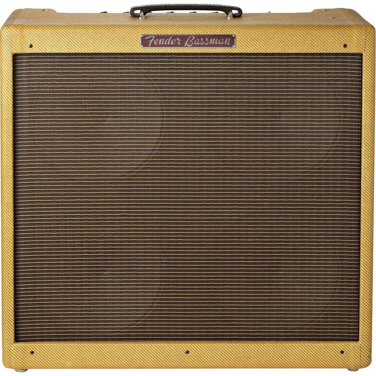 FENDER 59 BASSMAN VINTAGE REISSUE LAQUERED TWEED AMPLI - 2171006010