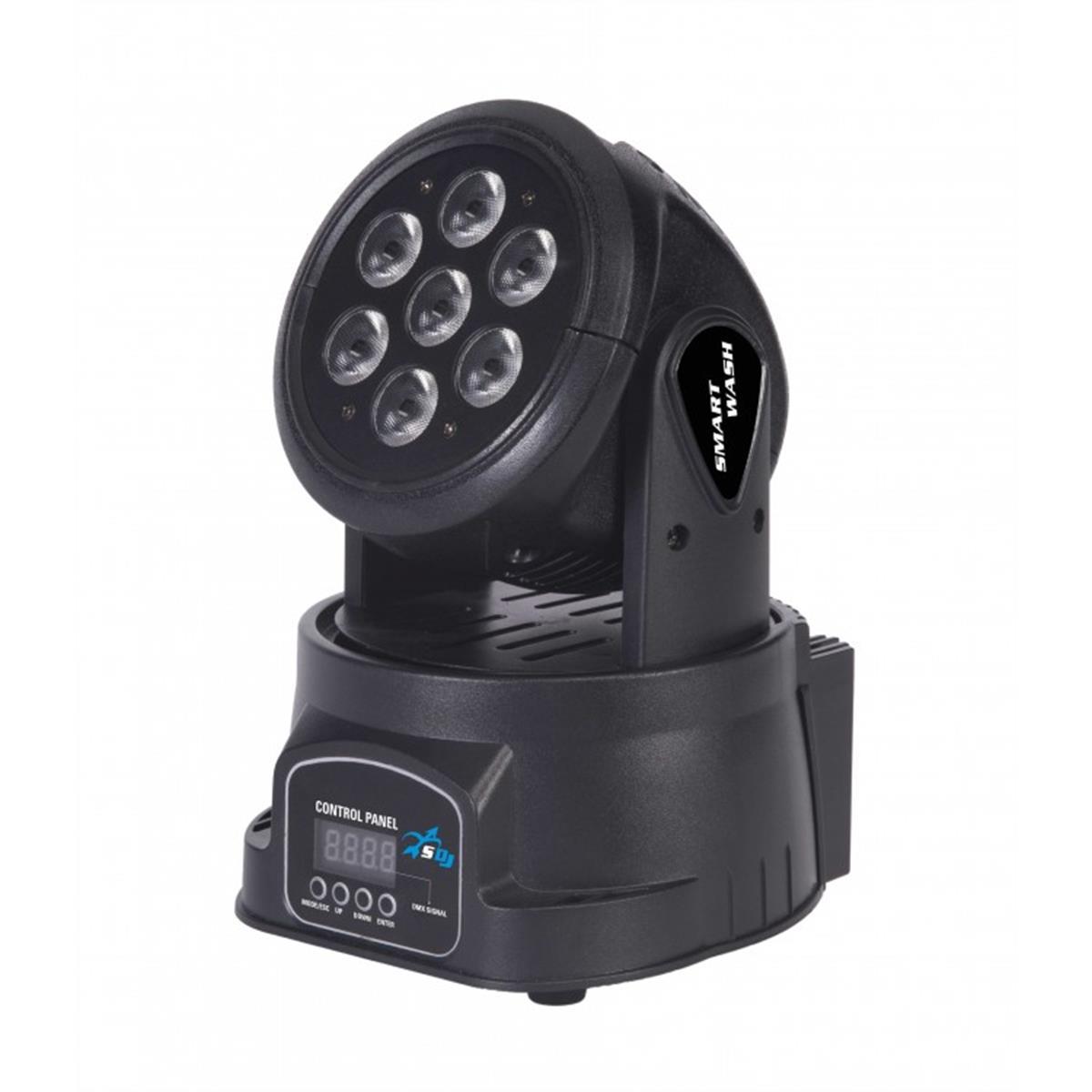 SAGITTER SMTWH TESTA MOBILE LED 7X10W
