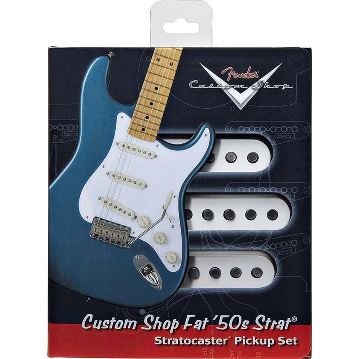FENDER FAT 50 STRATOCASTER PICKUP SET  STRATO - 10291000