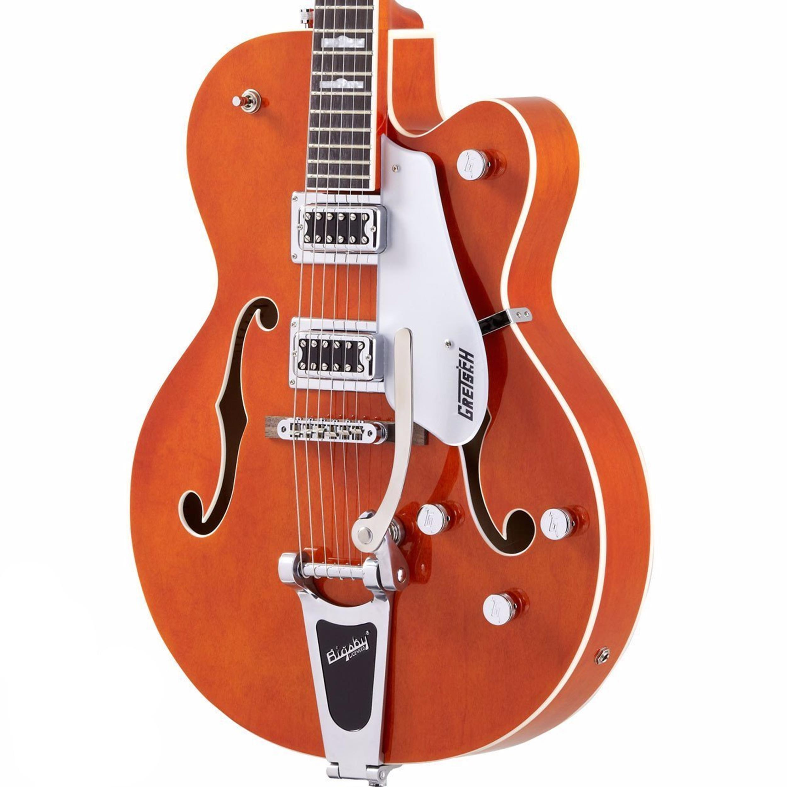 GRETSCH G5420T ELECTROMATIC HOLLOWBODY ORANGE STAIN - 2506011512
