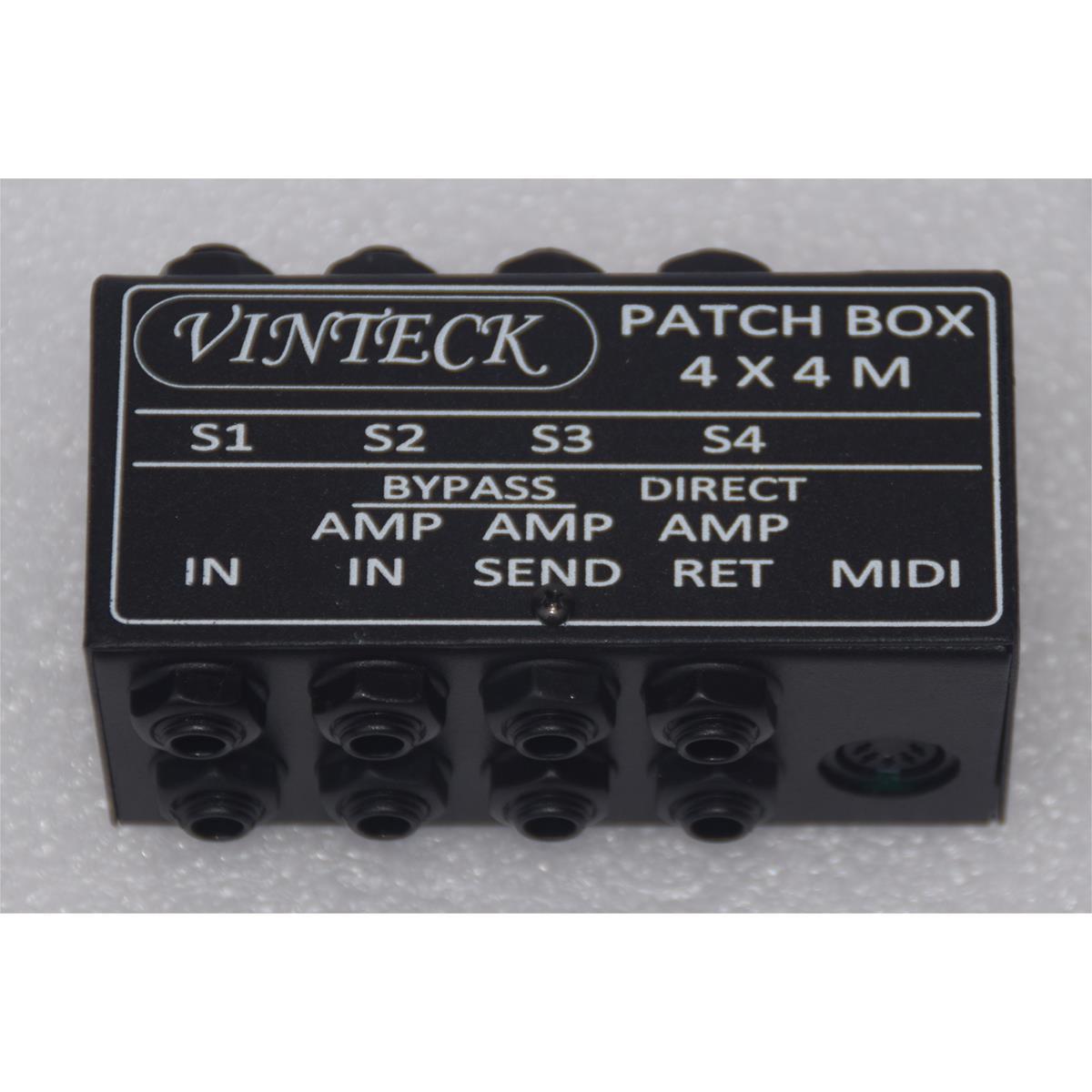 VINTECK 4X4M PATCH BOX