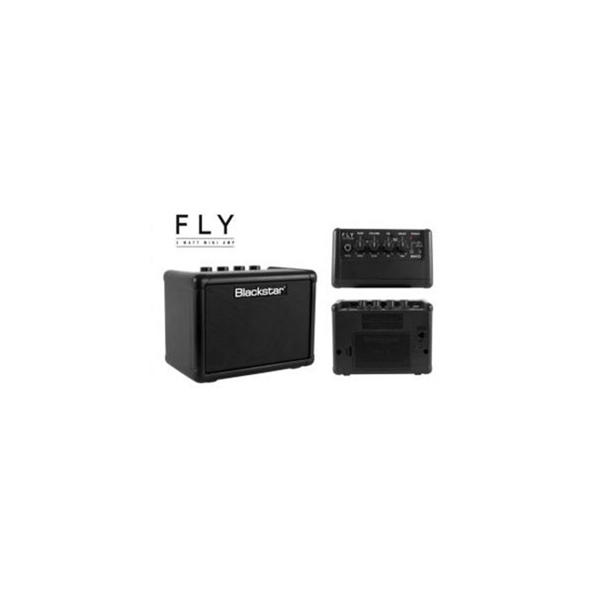 BLACKSTAR FLY3 MINI AMPLIFICATORE CHITARRA