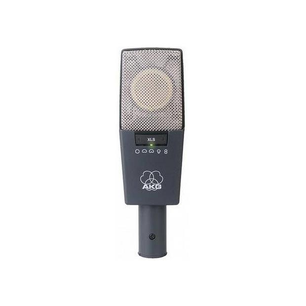 AKG C414 XLS MICROFONO A CONDENSATORE