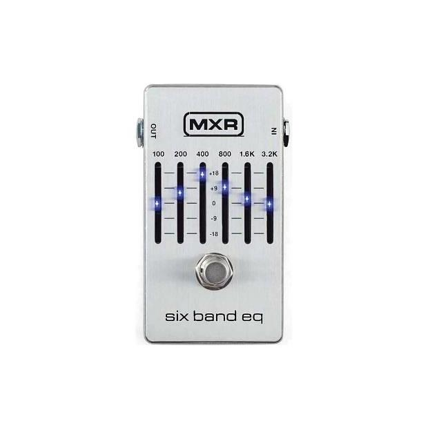 MXR M109S 6 Band EQUALIZZATORE