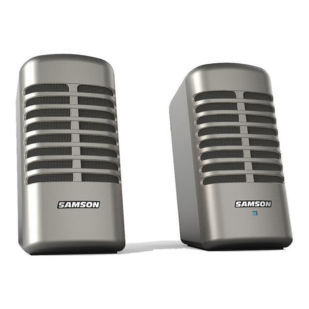 SAMSON METEOR M2 - Multimedia Speaker System COPPIA CASSE ATTIVE