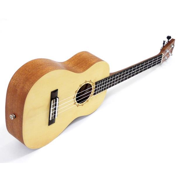 KOKI O UKULELE BARITONO ABETE MOGANO LSPLMH B + BAG - Strumenti A Corda Strumenti a Corda - Ukulele Banjo e Mandolini