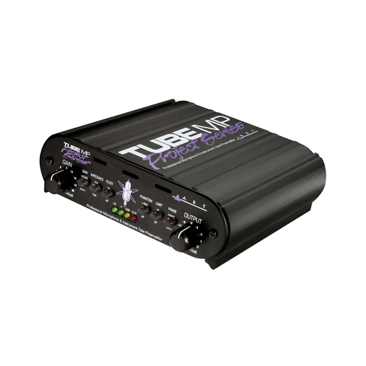 ART TUBE MP PROJECT USB PREAMPLIFICATORE