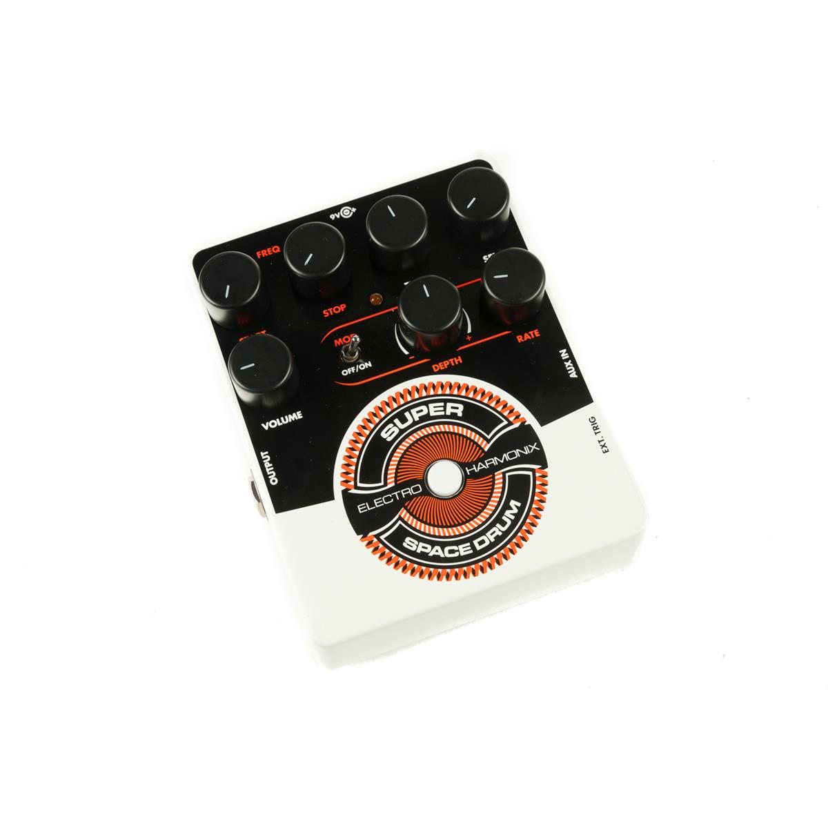 ELECTRO HARMONIX SUPER SPACE DRUM - Batterie / Percussioni Batterie Elettroniche