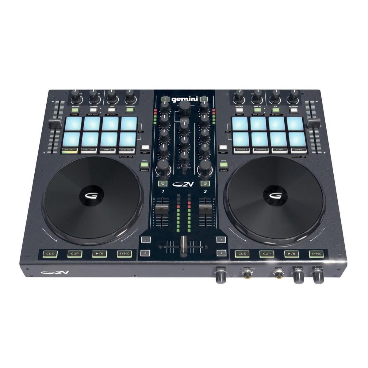 GEMINI G2V CONTROLLER DJ