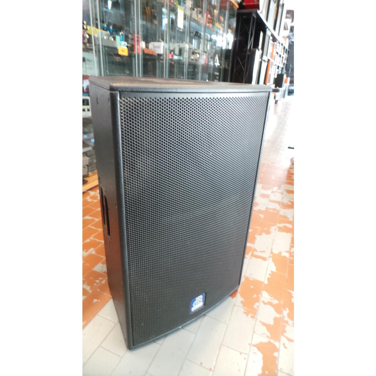 DB TECHNOLOGIES FLEXSYS 15 . - Voce - Audio Casse e Monitor - Diffusori Attivi