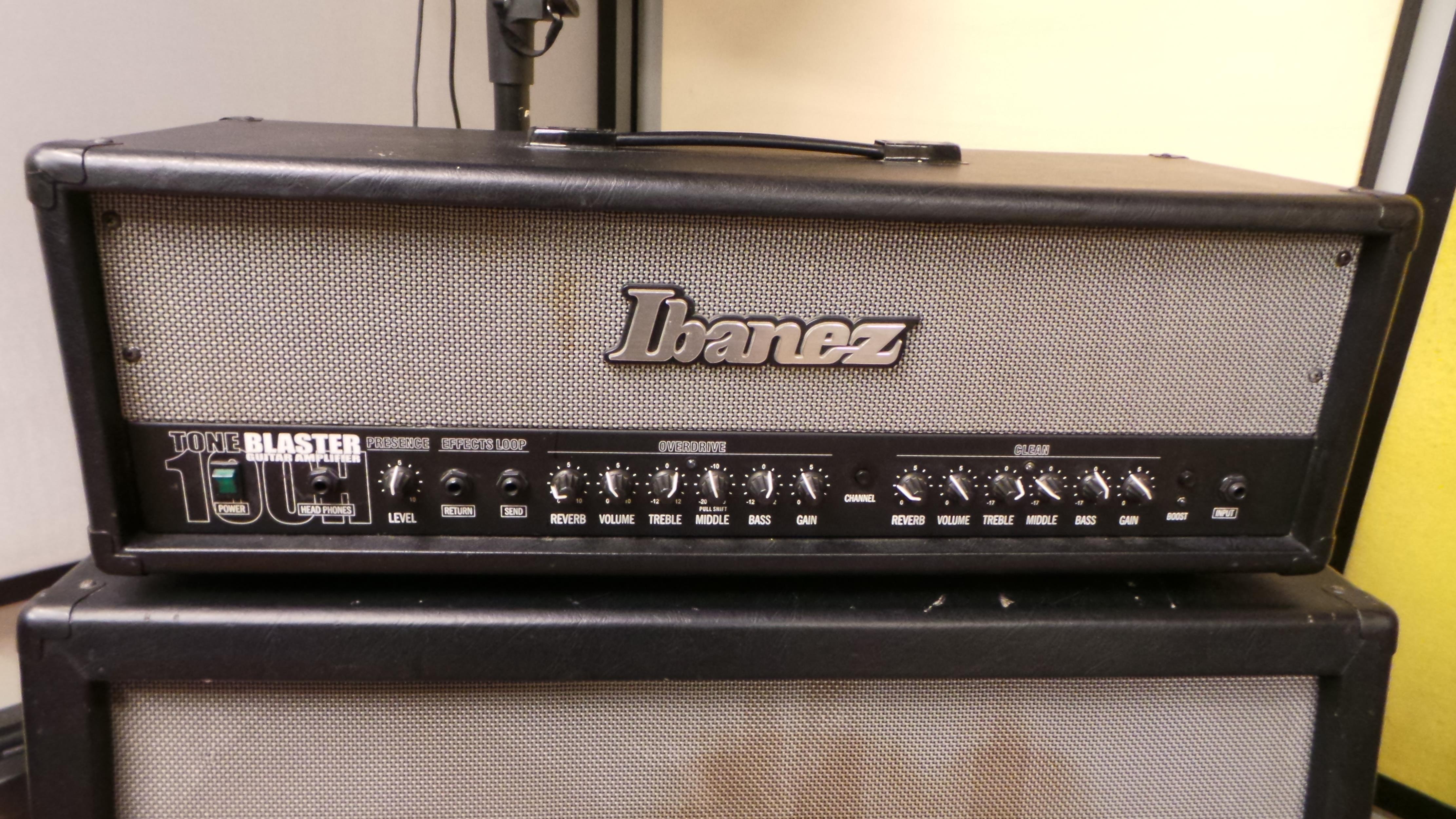 IBANEZ TB 100 H toneblaster .