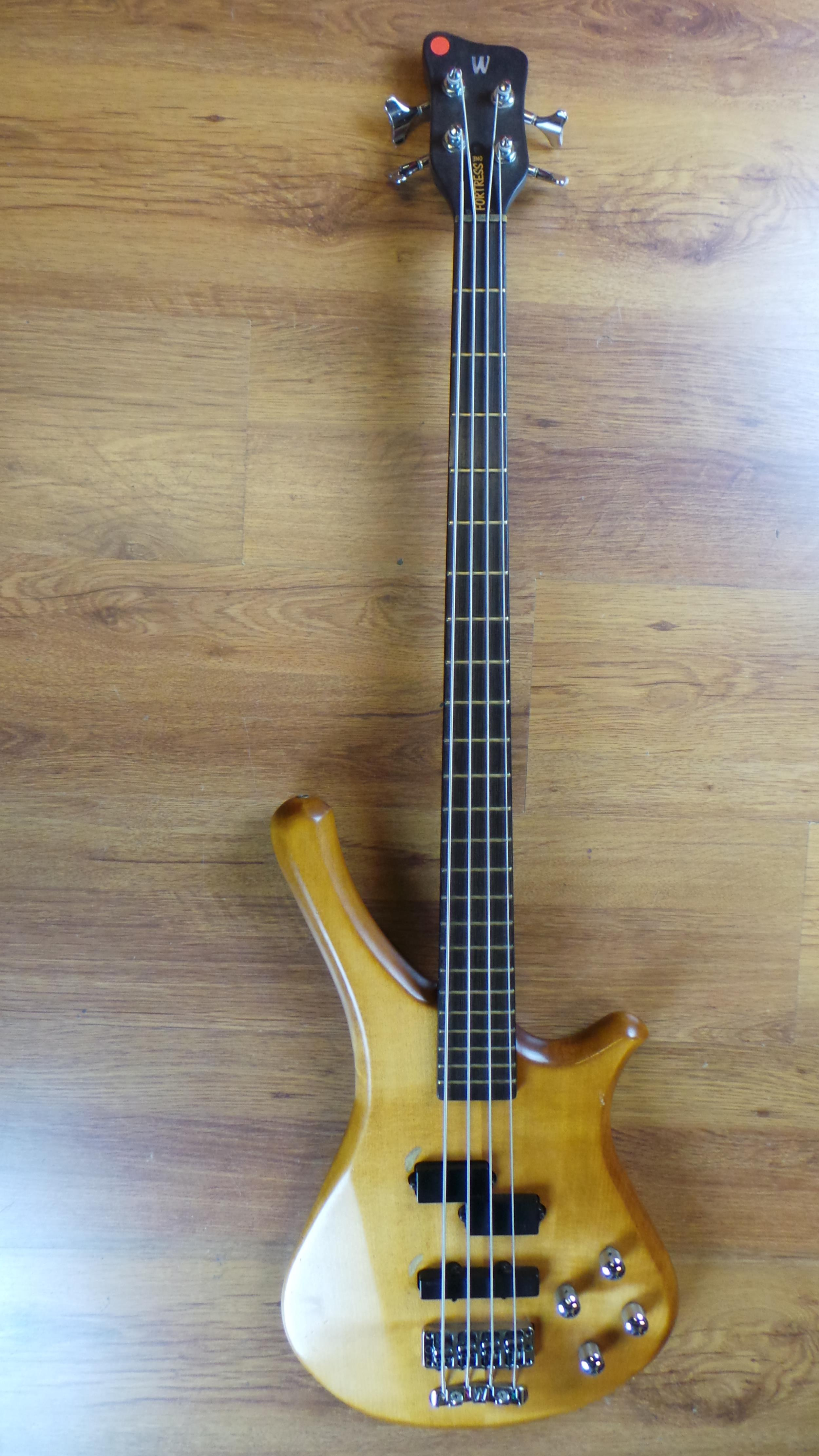 WARWICK FORTRESS ONE - Made in Germany