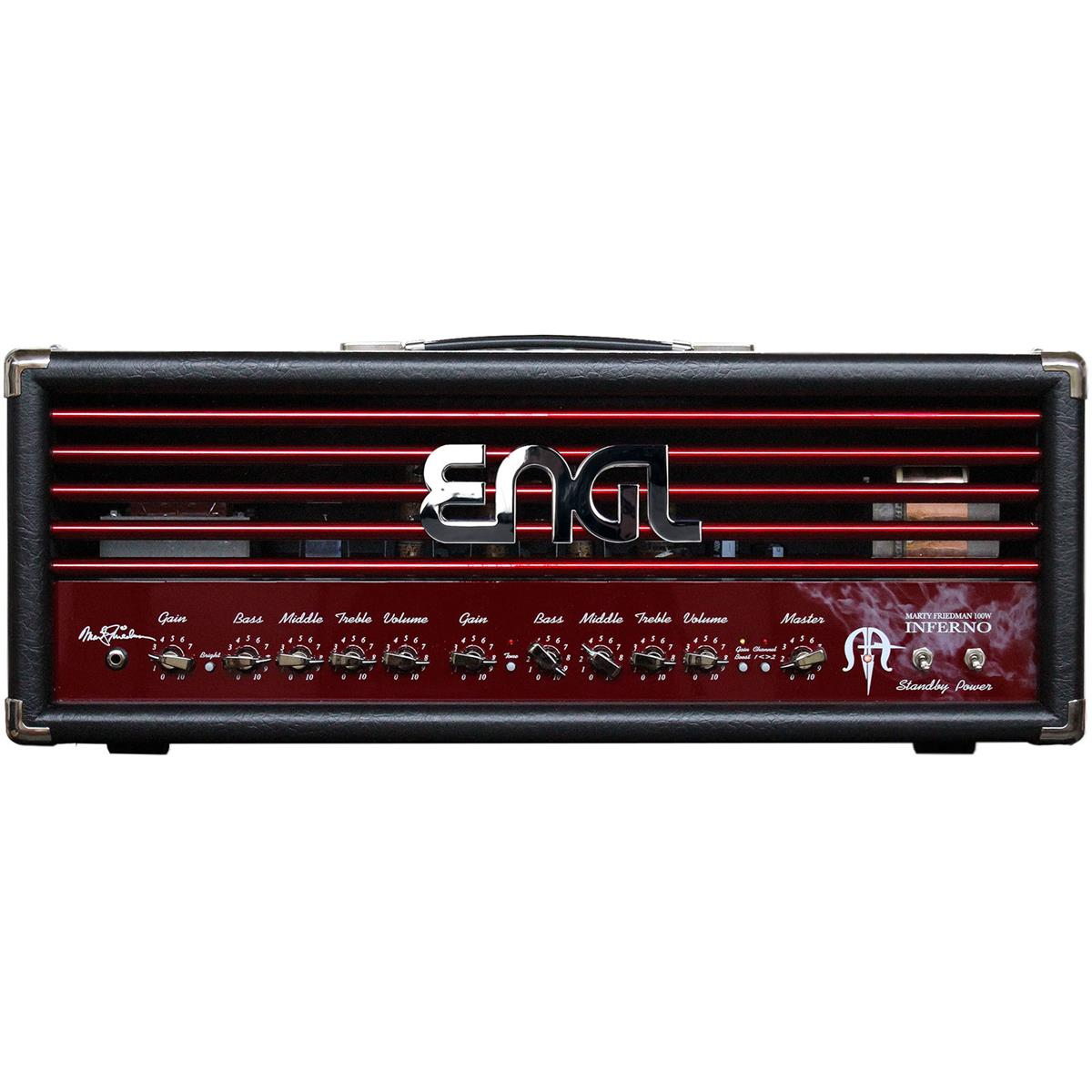 Engl Marty Friedman Signature 100W - E 766