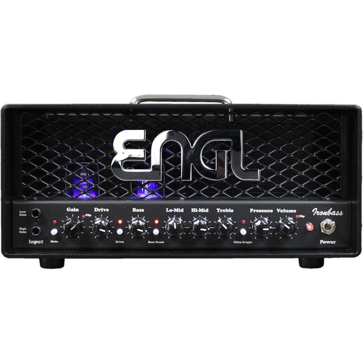 Engl Ironbass - Testata per basso - 800W - E 1055