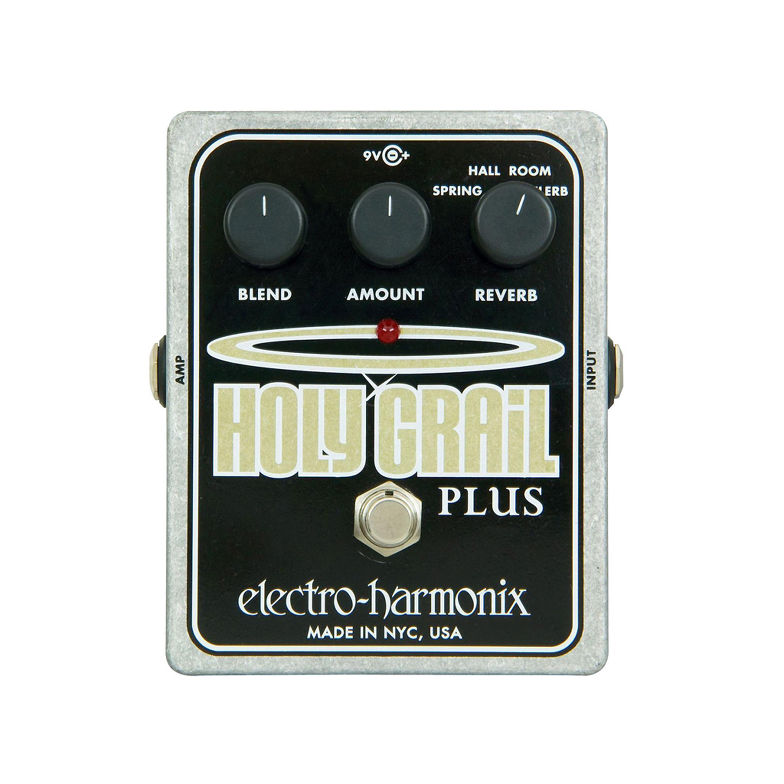 ELECTRO HARMONIX HOLY GRAIL PLUS +