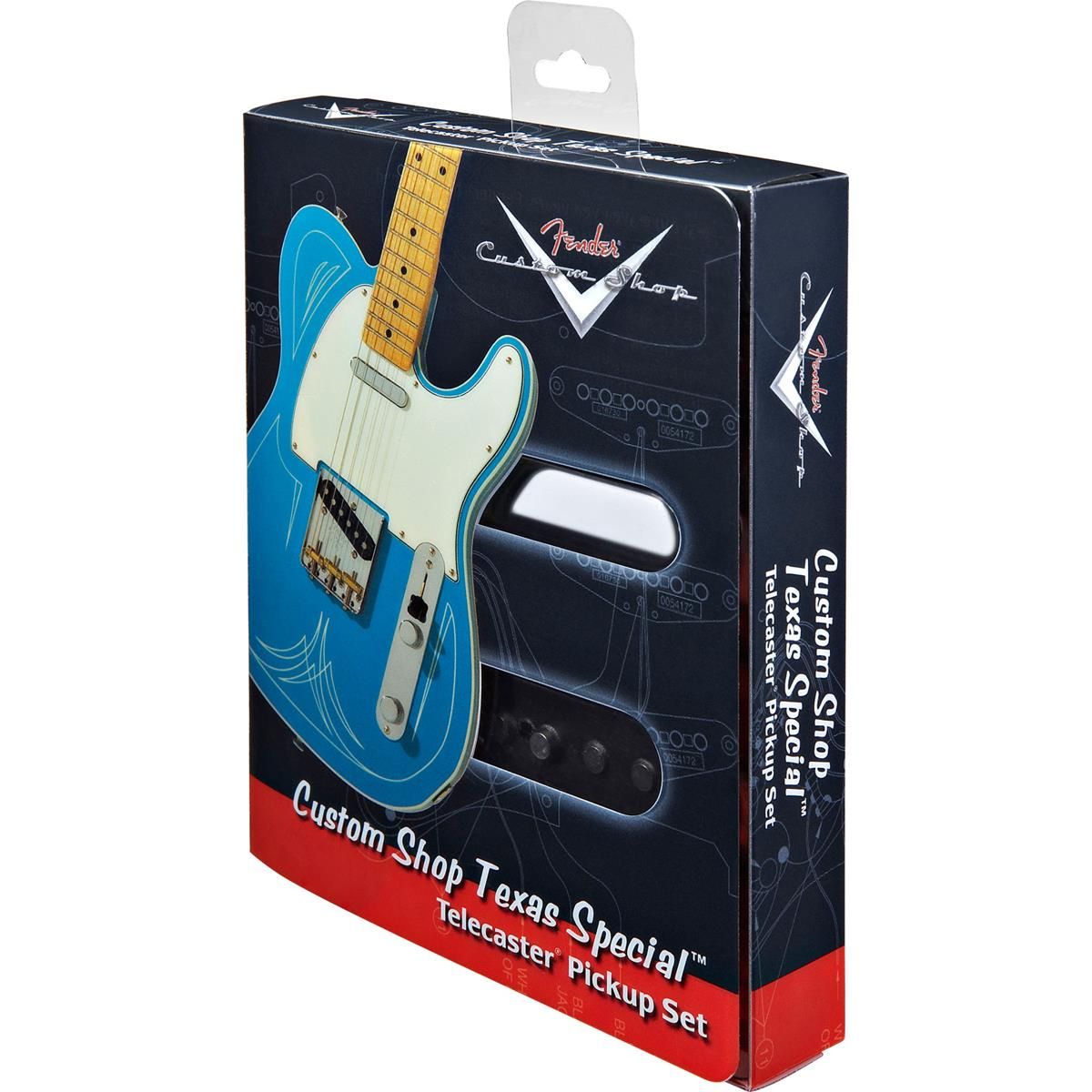 FENDER TEXAS SPECIAL TELECASTER 2 PICKUP SET - 0992121000
