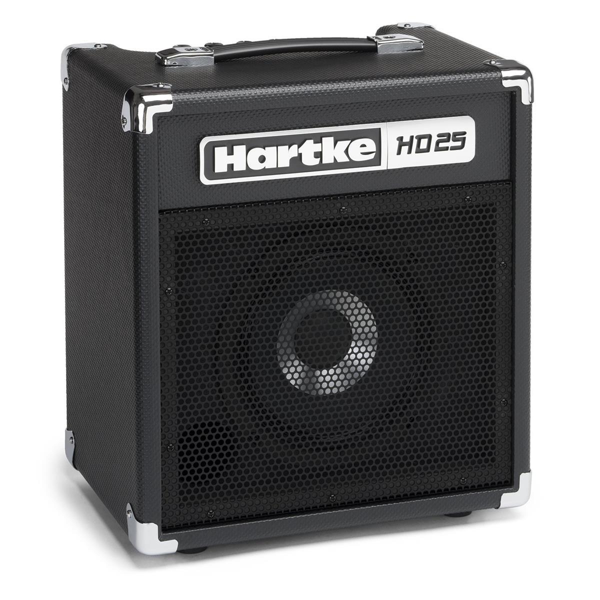 Hartke HD25 - 1x8 - 25W - Bassi Amplificatori - Combo