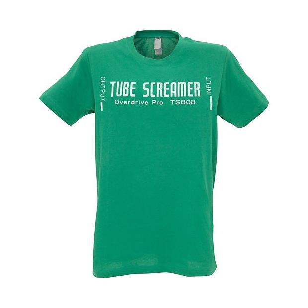 Ibanez T-Shirt Ibanez Tube Screamer - Green - XL
