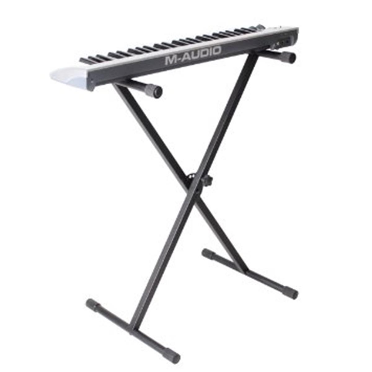 Gator RI-KEYX-1 - stand a X per tastiera - braccio singolo