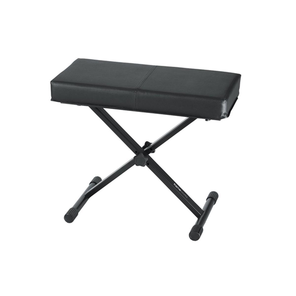 Gator GFW-KEY-BENCH-1 - panca per tastiera - nero - Tastiere Accessori - Sgabelli e Panche