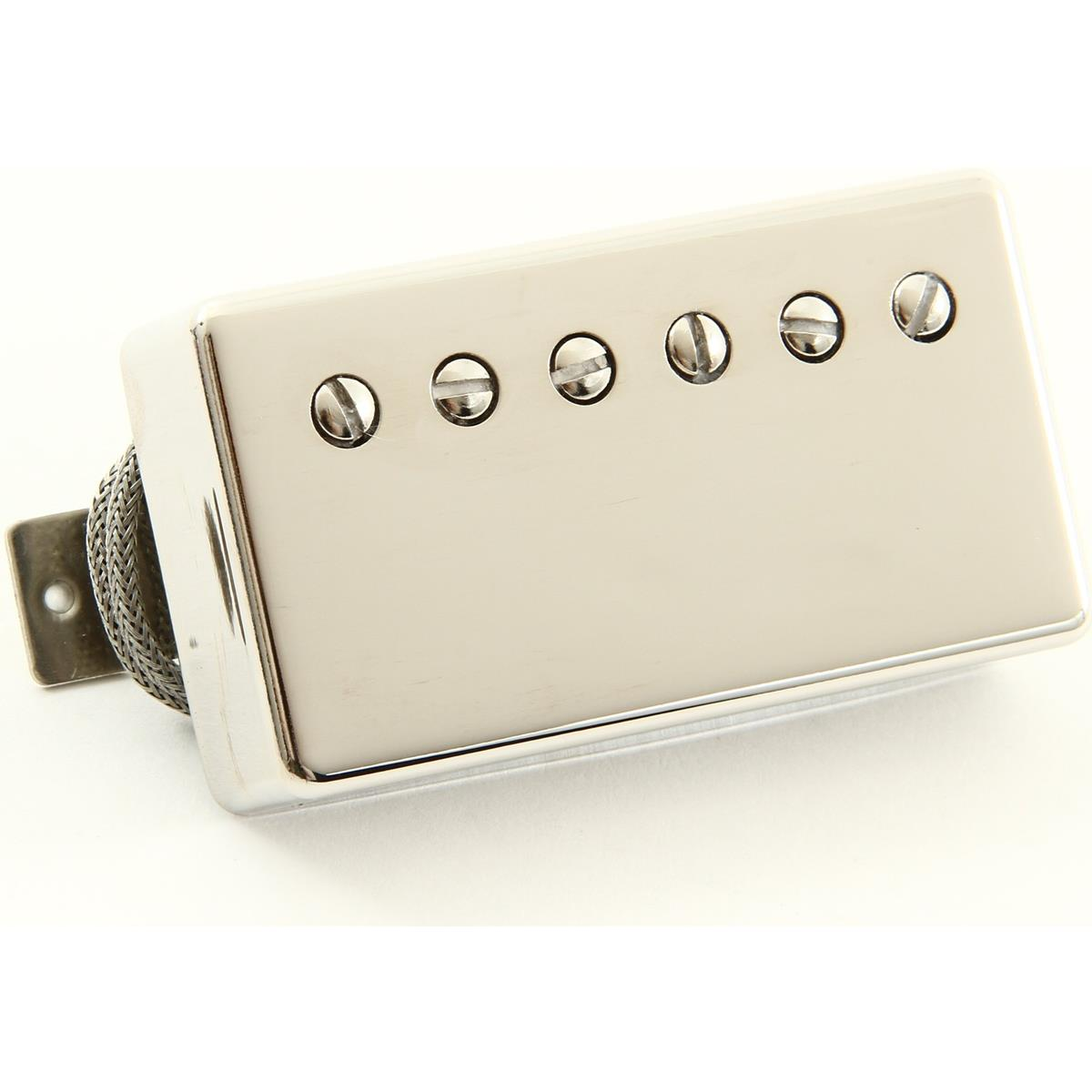 SEYMOUR-DUNCAN SH 1 B NC 59  MODEL NICKEL CLASSIC COVER BRIDGE 11101 05