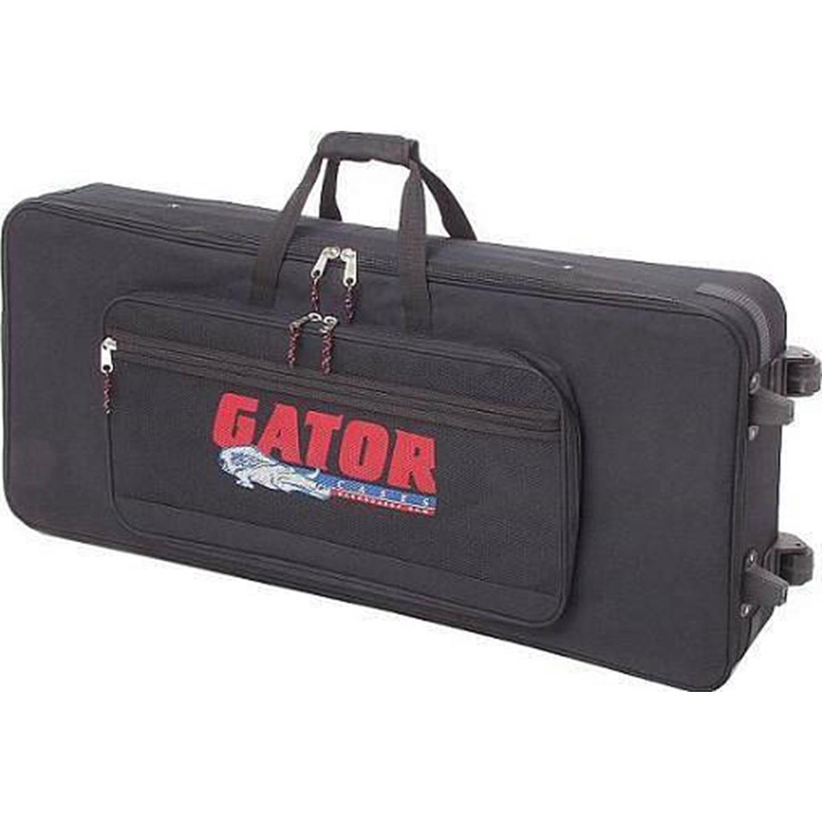 Gator GK-76-SLIM - astuccio light ultra sottile per tastiera 76 tasti - Tastiere Accessori - Custodie e Borse