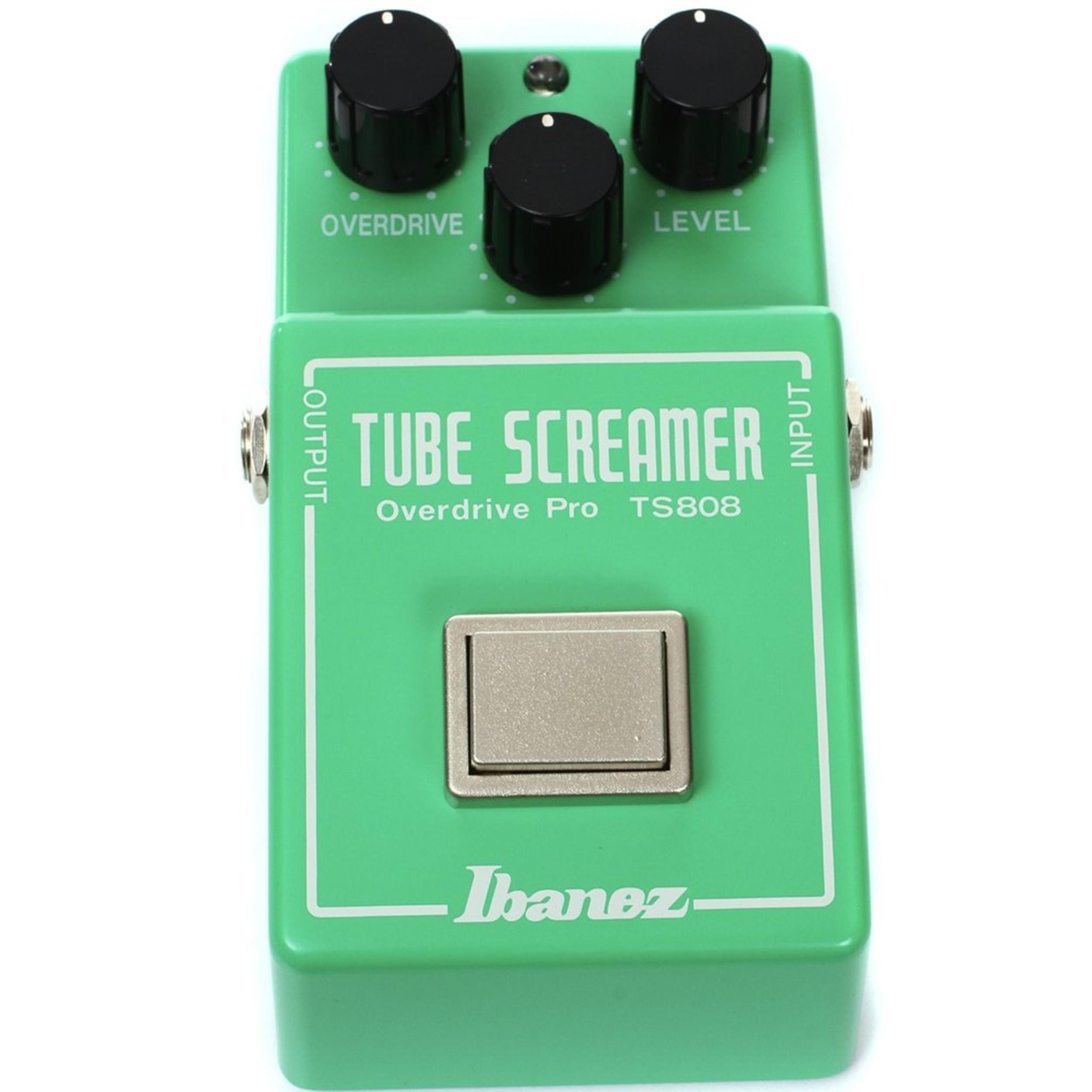 IBANEZ TS808 TUBE SCREAMER PRO