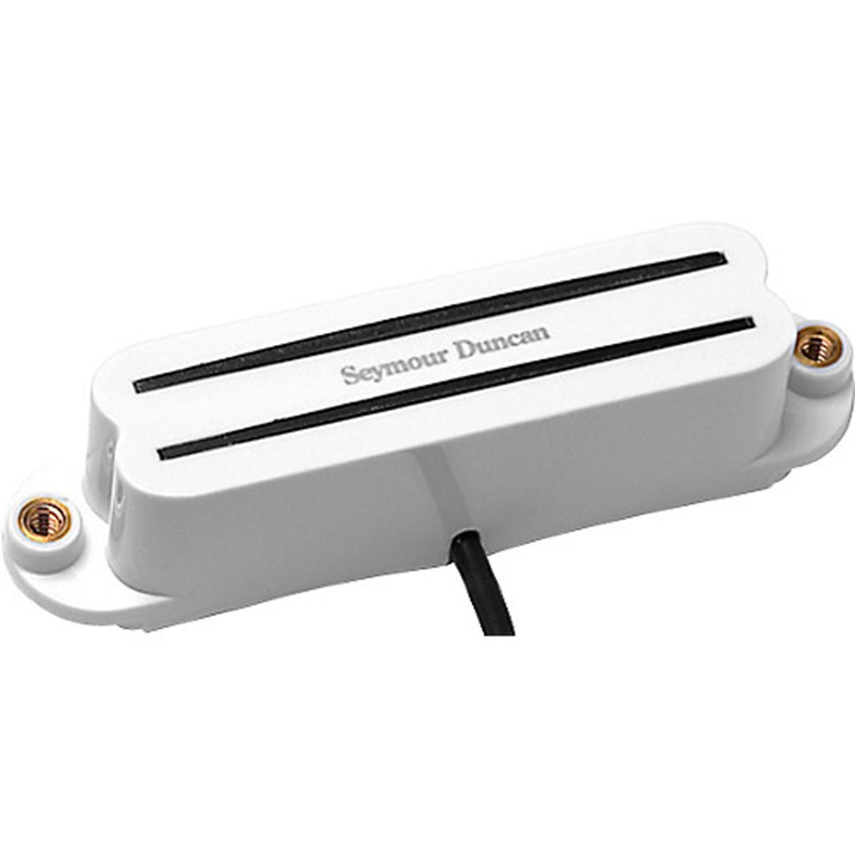 SEYMOUR-DUNCAN SHR 1 HOT RAILS NECK WHITE 1120501W