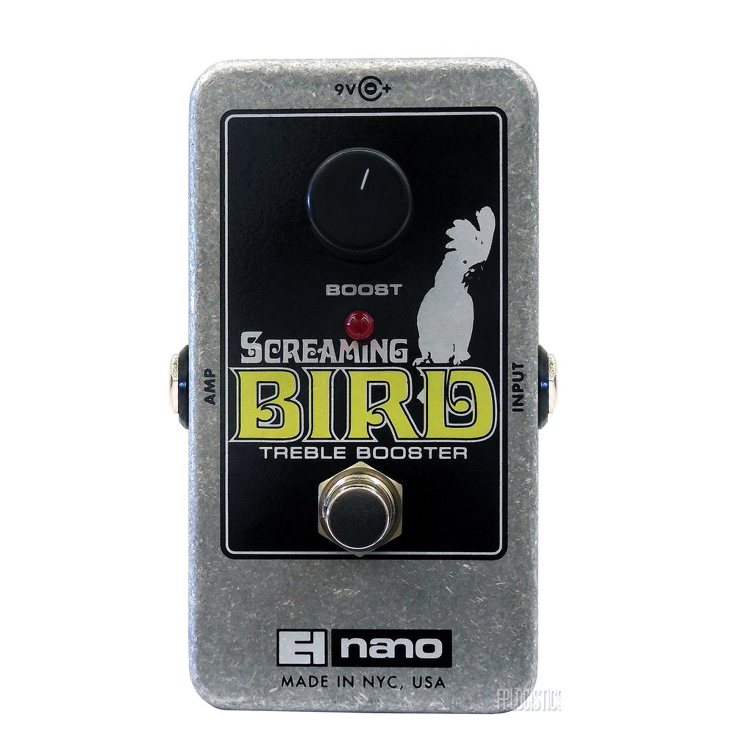 ELECTRO HARMONIX SCREAMING BIRD