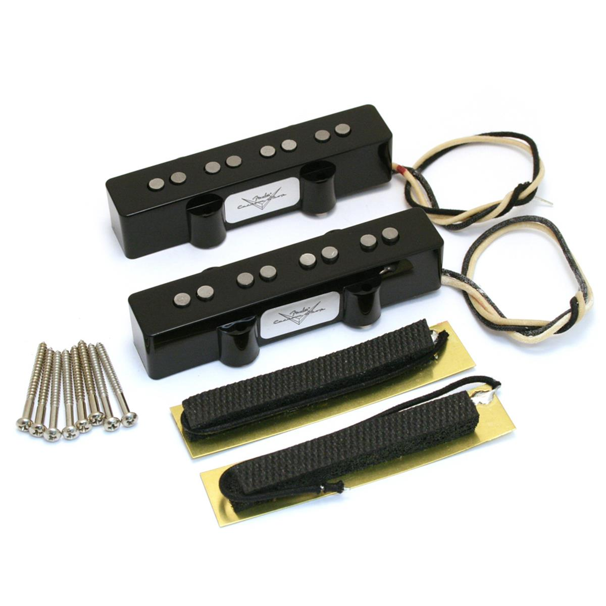 FENDER CUSTOM SHOP 60 JAZZ BASS PICKUP SET