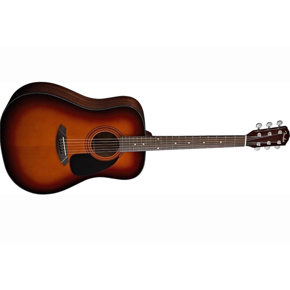 FENDER CD 60 V3 DREADNOUGHT BROWN SUNBURST WN - 0970110532