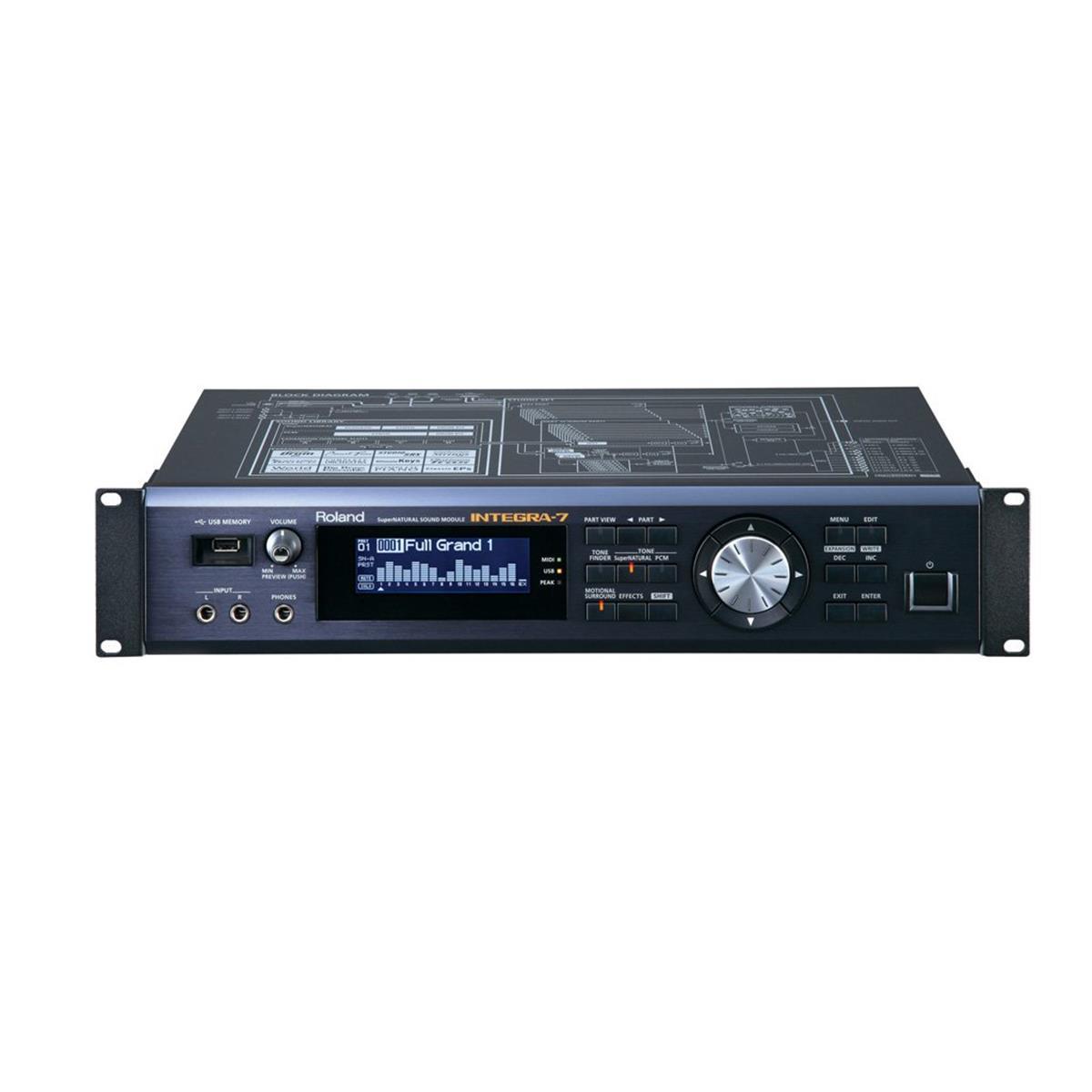 ROLAND INTEGRA 7 - MODULO SONORO - Dj Equipment Tastiere - Sintetizzatori