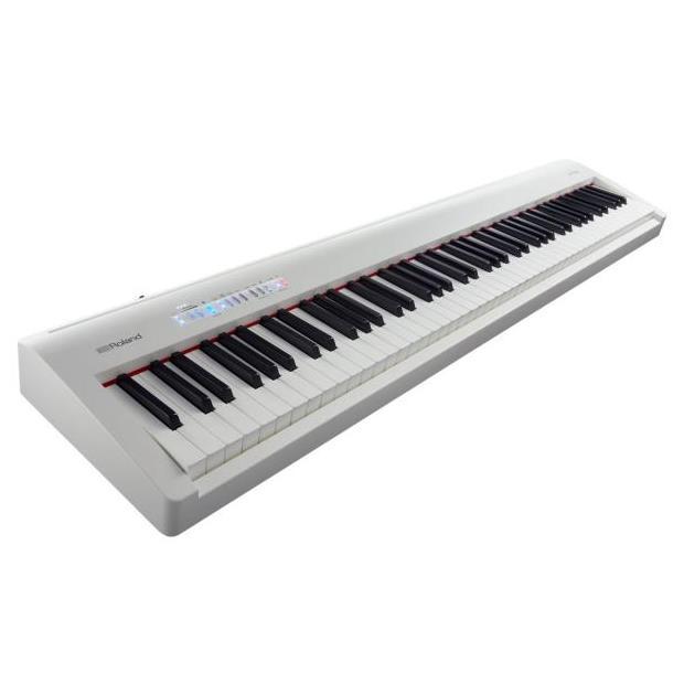 ROLAND FP 30 WH - DIGITAL PIANO