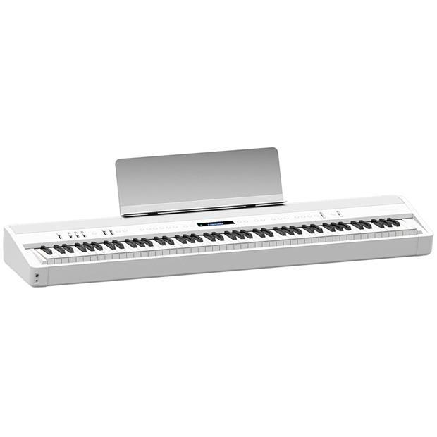 ROLAND FP 90 WH - DIGITAL PIANO - Tastiere Pianoforti Digitali