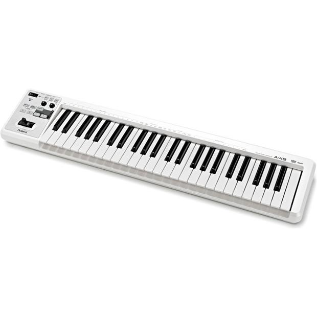 ROLAND A49 WH - MIDI KEYBOARD
