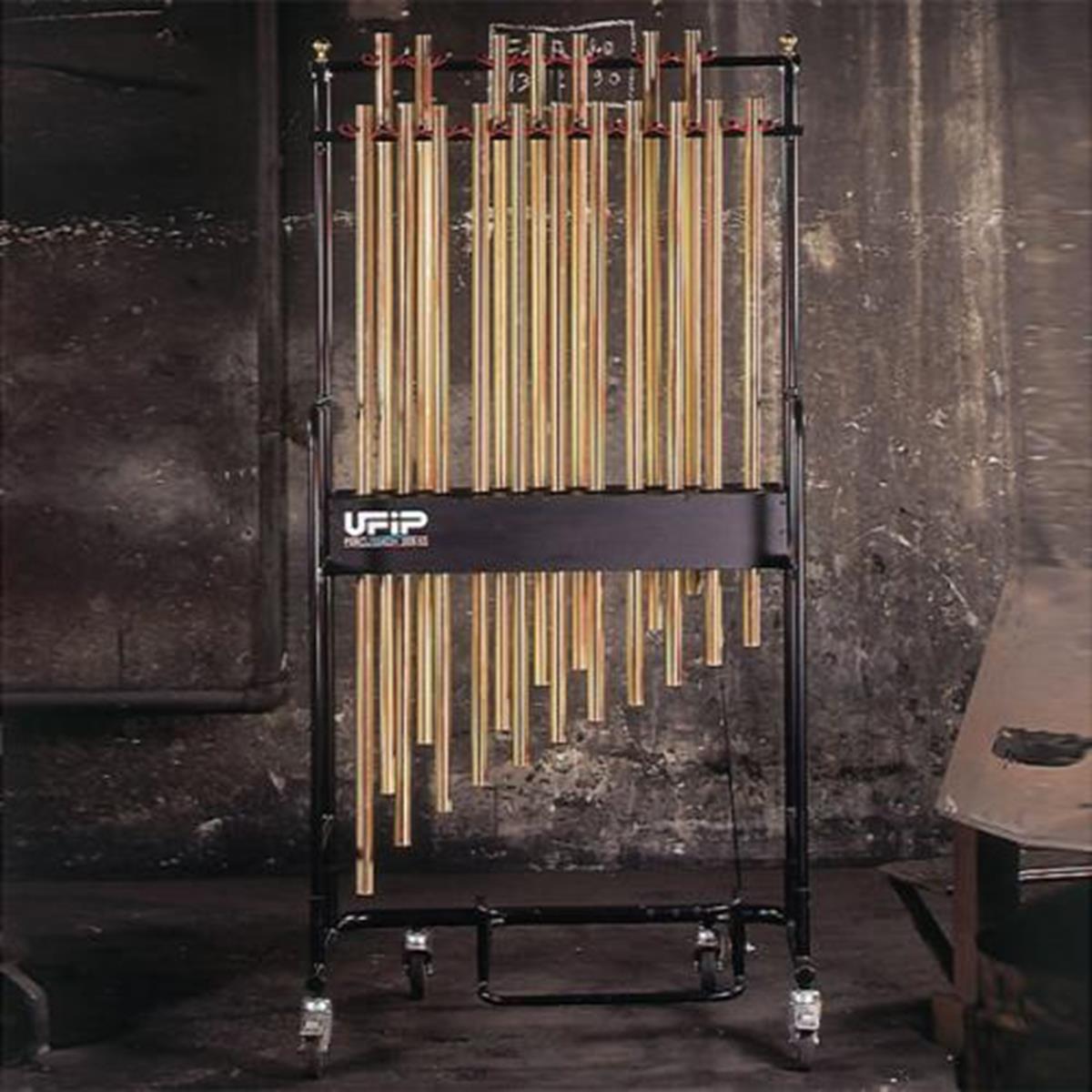 UFIP PETUB-ST - Stand per 1 ottava campane tubolari