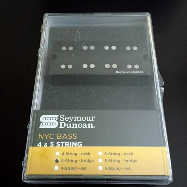 SEYMOUR DUNCAN 11405-54  NYC Bass 4 String Bridge - SD1140554