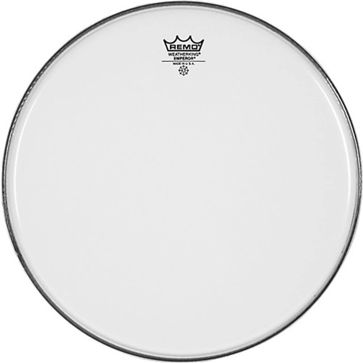 REMO EMPEROR SMOOTH WHITE 10 - Batterie / Percussioni Accessori - Pelli e Cerchi