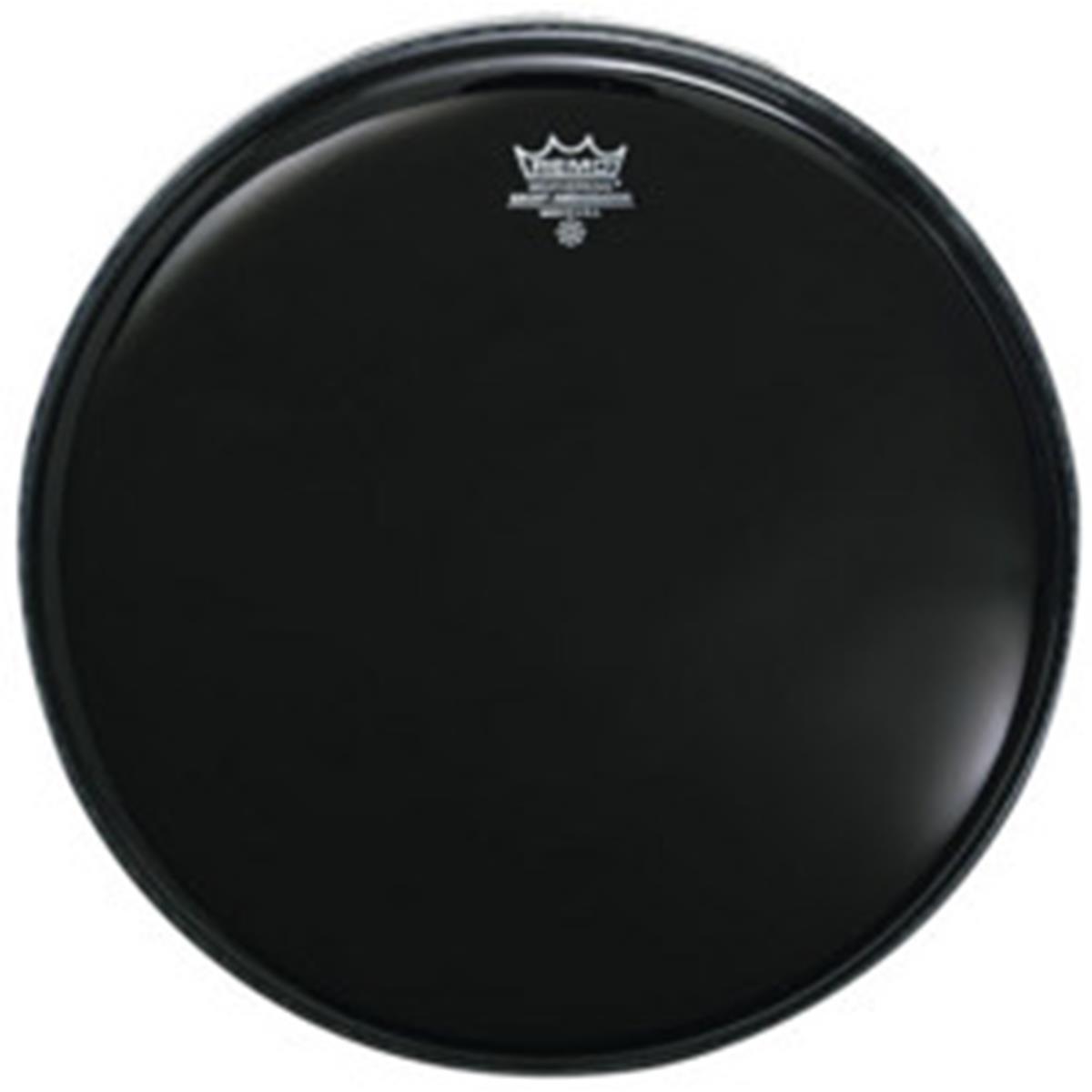 REMO AMBASSADOR NERA 20 PER CASSA - Batterie / Percussioni Accessori - Pelli e Cerchi