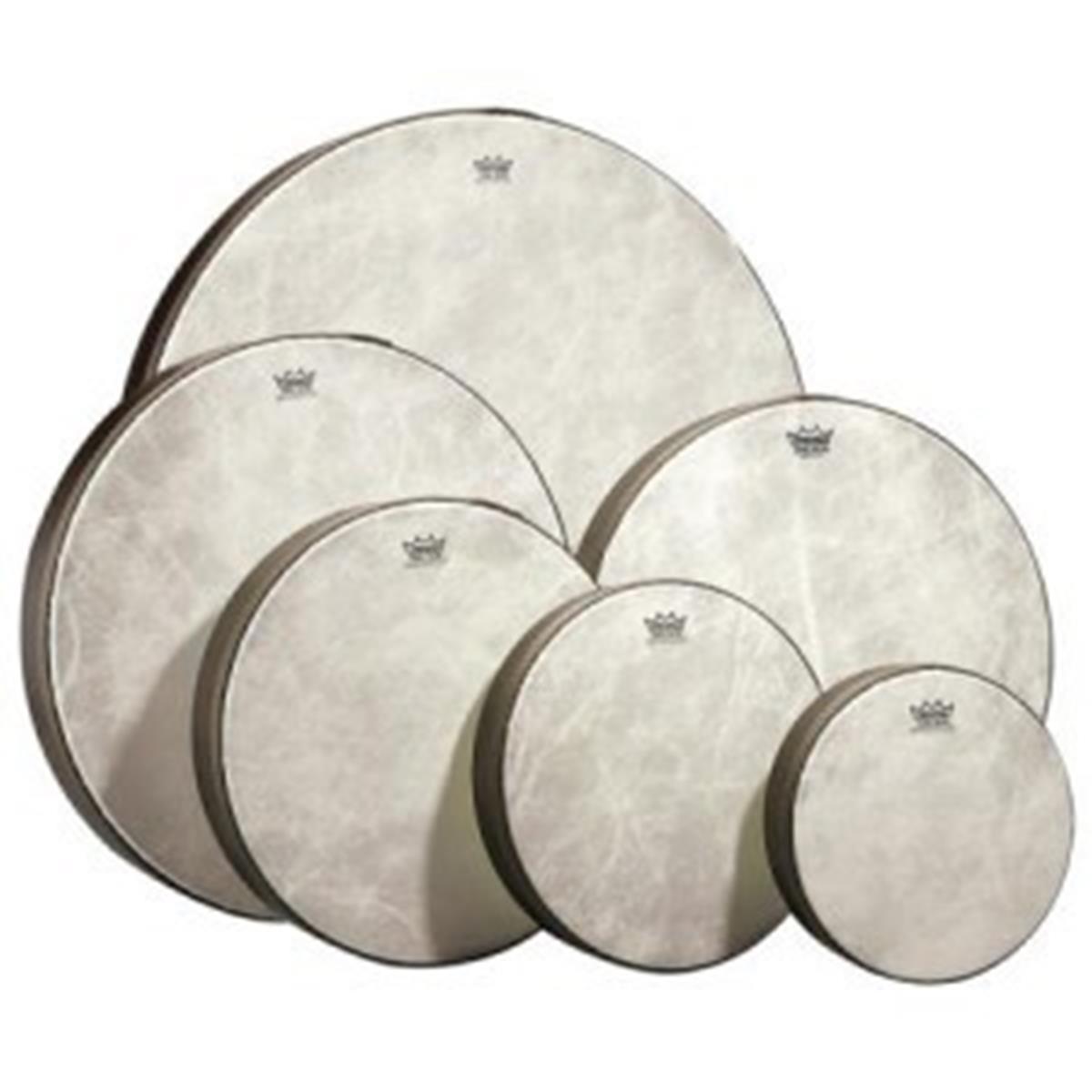 REMO Frame Drum 12 Renaissance - Batterie / Percussioni Percussioni - Varie