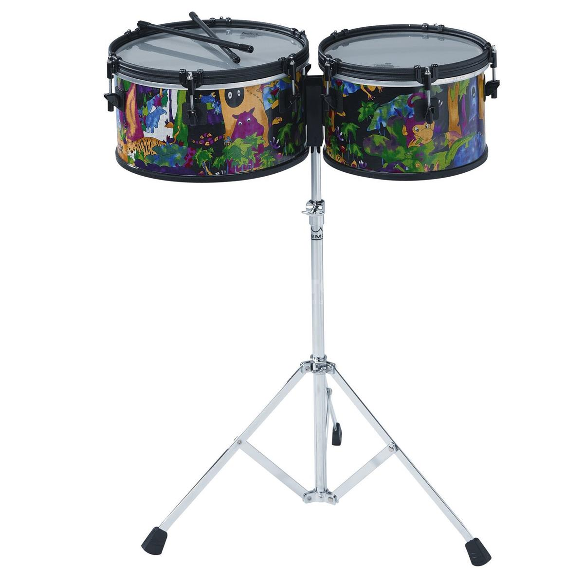 REMO Kids Percussion Timbales